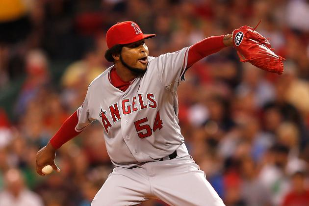 Santana Turns into Mr. Reliable for Angels