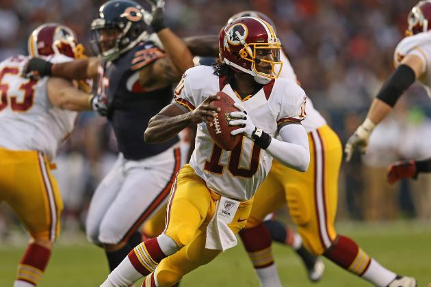 Is Mike Shanahan's Preseason Secrecy Stunting RG3's Development?