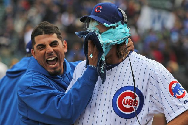 After Garza and Samardzija, Cubs Have Question Marks