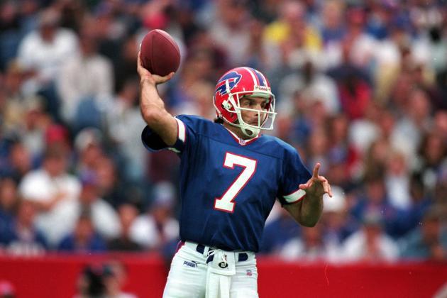 Buffalo Bills' 1998 QB Controversy Mirrors the 2012 Seahawks' QB Situation