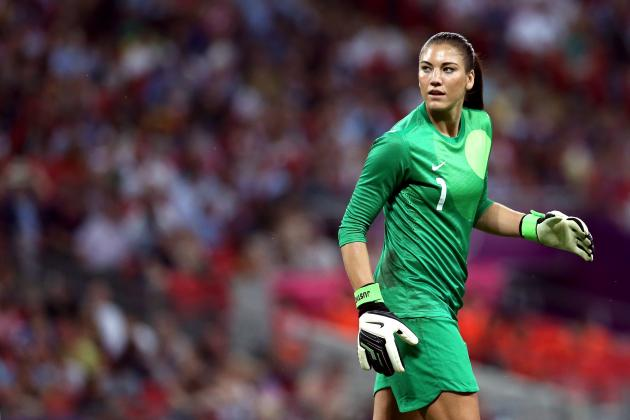 Hope Solo: American Keeper in Danger of Becoming Personal Parody