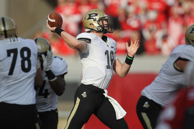 Big Ten Football: Purdue Boilermakers Season Preview 2012
