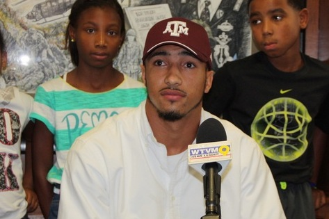 SEC Football Weekly Recruiting Roundup: Texas A&M Secures Cameron Echols-Luper