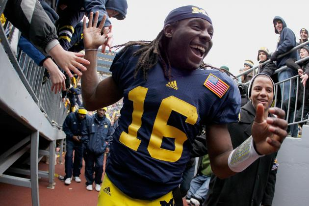 Michigan Football: 3 Reasons Big Blue Can Beat Bama in Opener