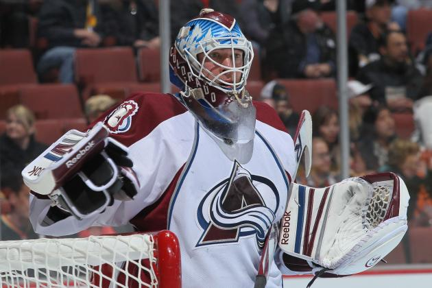 Jean Sebastien Giguere: How Much Will He Play This Season?
