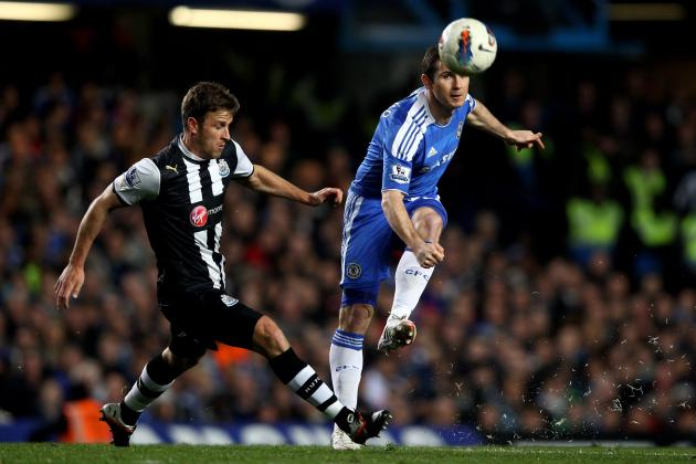 Chelsea vs. Newcastle United: Date, Time, Live Stream, TV Info and Preview