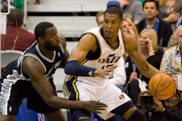 Why Derrick Favors Is Poised to Become a Breakout Star in 2012-13
