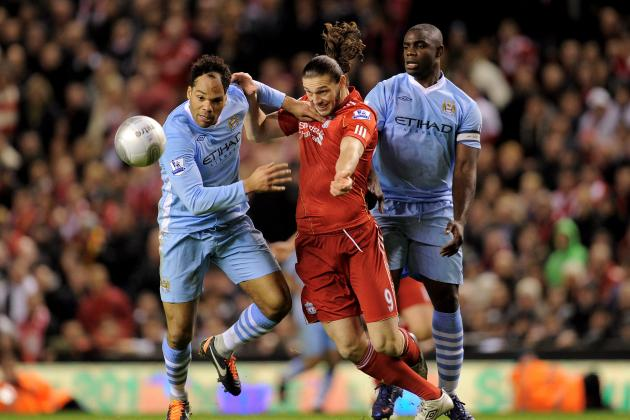 Liverpool vs. Manchester City: Date, Time, Live Stream, TV Info and Preview