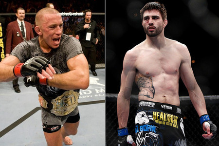 Georges St. Pierre: How Will He Fight at UFC 154?
