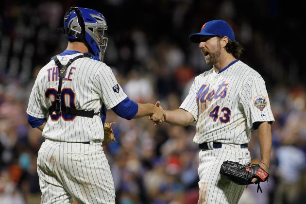 2012 New York Mets: Pre and Post All-Star Game Statistics