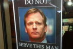 Saints' LB Vilma Does NOT Want Goodell in His Restaurant