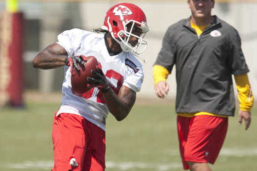 Report: Chiefs' Dwayne Bowe to Play Friday Night vs. Seattle Seahawks