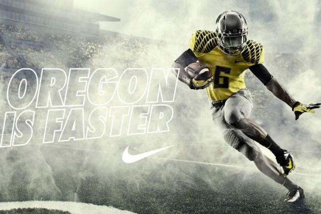 Breaking Down Oregon Football's New Uniforms for 2012-13 Season