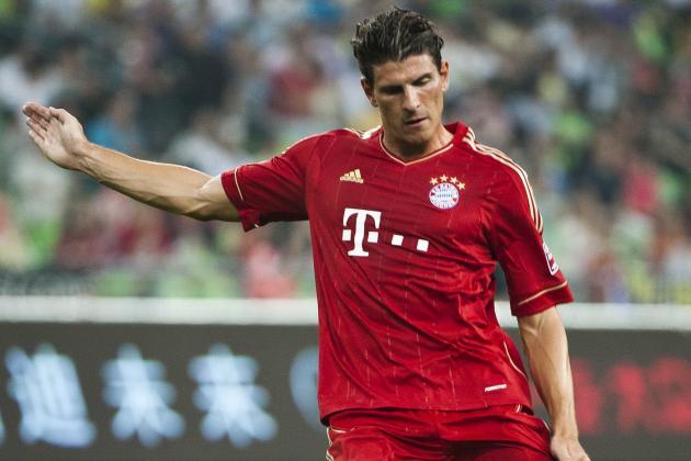 FC Bayern München:  Season Preview 2012-13.