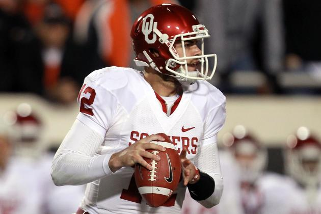 2012 Big 12 College Football Predictions and Preview