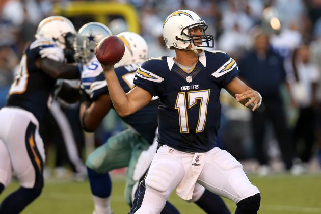 Philip Rivers' Noodle Arm Could Cost Norv Turner His Job