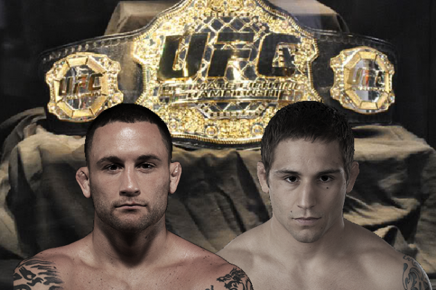 UFC: Frankie Edgar vs Chad Mendes Is the Perfect No. 1 Contender Fight