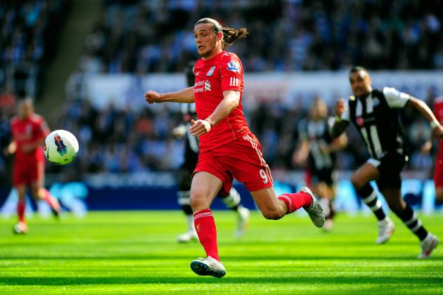 Liverpool Transfer News: Reds Must Let Andy Carroll Return to Newcastle