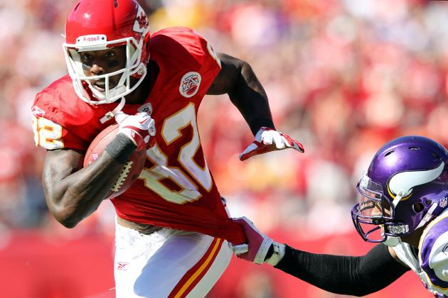 Fantasy Football 2012: Outlook for Dwayne Bowe