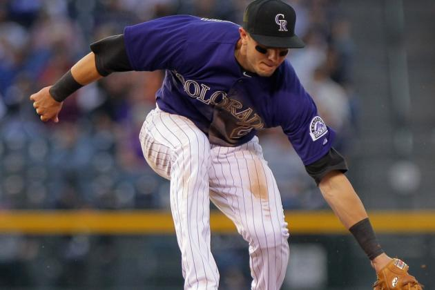 Troy Tulowitzki Cleared to Begin Rehab Assignment