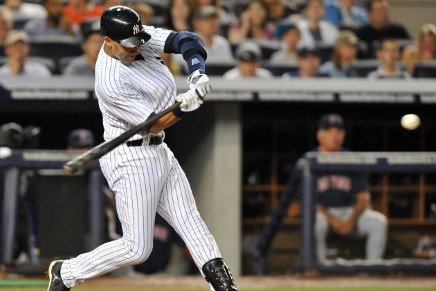 New York Yankees Report Card Grades at the 3/4 Mark of the 2012 Season