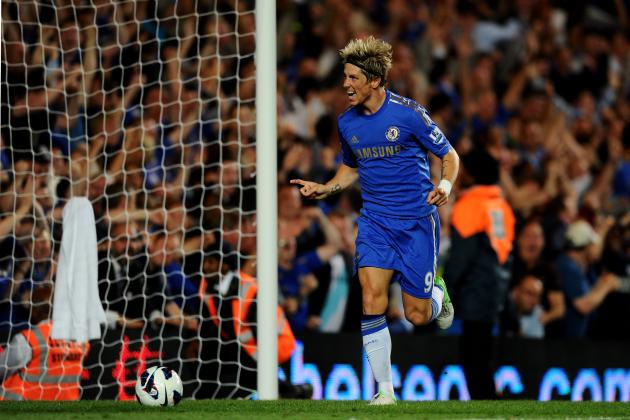 EPL Controversy: Chelsea Stun Reading with Fernando Torres Goal from Offside