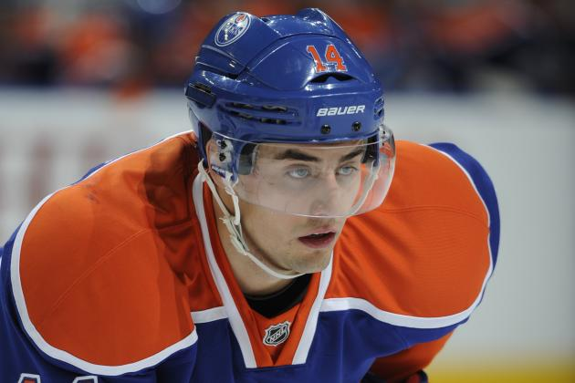 Edmonton Oilers: Jordan Eberle Set for Huge Payday After Taylor Hall Signing