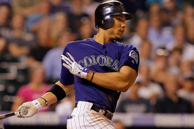 Colorado Rockies Activate Carlos Gonzalez for Game vs. New York Mets