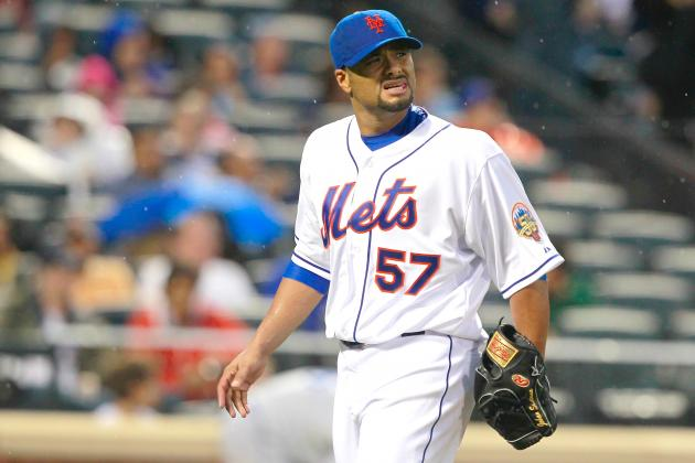 Johan Santana: Latest on Mets Star's Back Injury