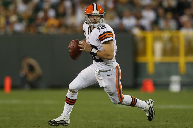 Analyzing the Best 2012 Options for Cleveland Browns QB Colt McCoy