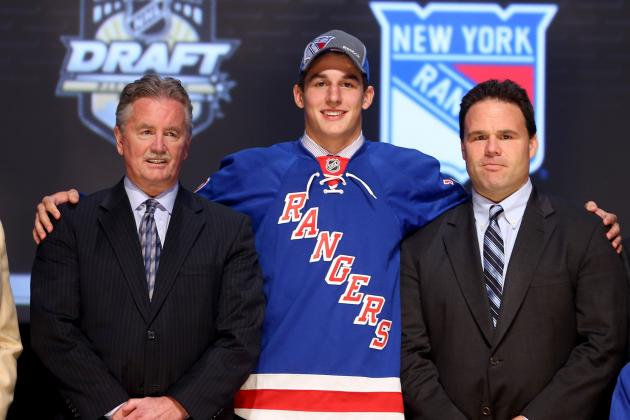 New York Rangers Prospect Update: Brady Skjei Impresses at USA Camp