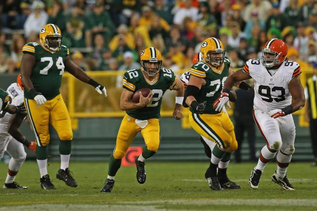 5 Things to Watch in the Green Bay Packers Game Against the Cincinnati Bengals