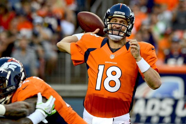Breaking Down Peyton Manning's Ability to Throw Right