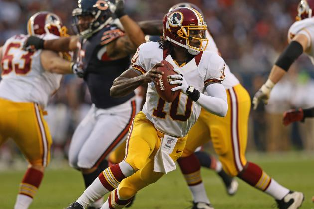 Robert Griffin III: Is Washington Redskins QB the Favorite for Rookie of Year?