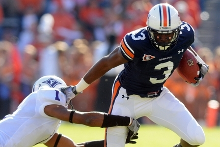 Auburn Football Player DeAngelo Benton Suspended Indefinitely