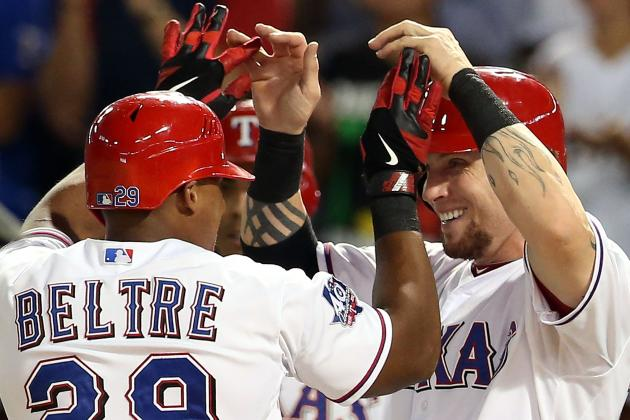 Adrian Beltre, Texas Rangers Torture Orioles on Anniversary of 30-3 Rout