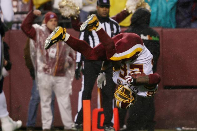 Washington Redskins: Thank You, Clinton Portis