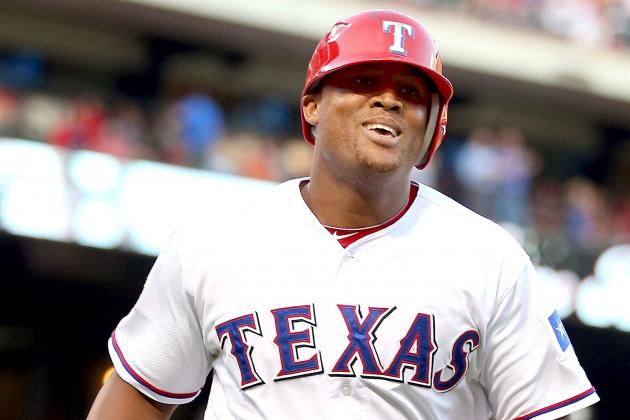 Adrian Beltre: Rangers Slugger Hits 3 Home Runs in 4 Innings vs. Orioles