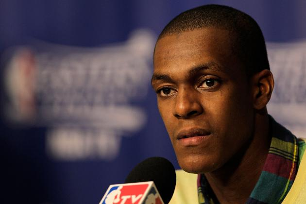 Boston Celtics: Should the Celtics Even Consider Trading Rajon Rondo?