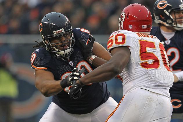 Bears vs. Giants Preseason Game May Not Be a Fair Judge of the Offensive Line