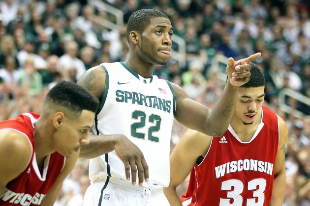 Michigan State Basketball: Why Branden Dawson Is Ready to Step Up in 2012-13