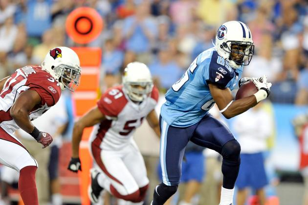 Tennessee Titans: 5 Things to Watch for on Thursday Against the Cardinals