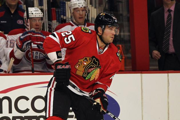 Chicago Blackhawks: How Viktor Stalberg Could Price Himself out of Town