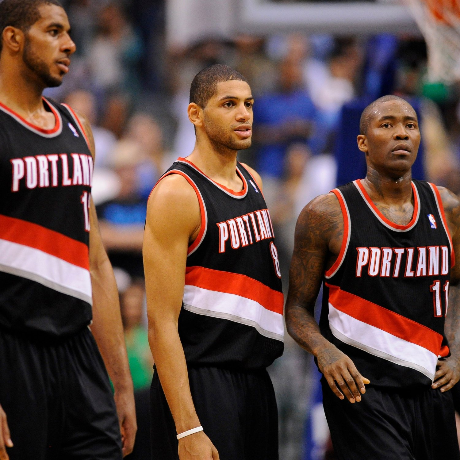 Portland Blazers Roster 2012: Portland Trail Blazers: 10 Realistic Expectations For 2012