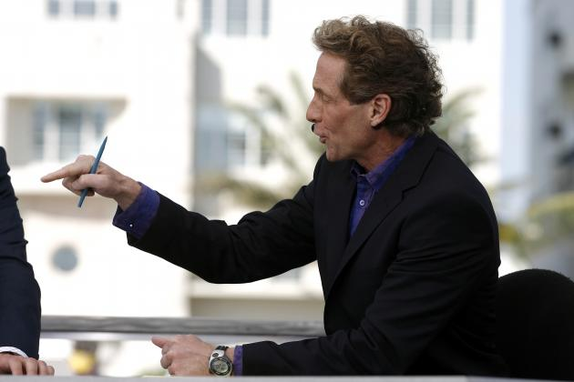 ESPN's Skip Bayless Should Face Punishment for Jeter PED Comments