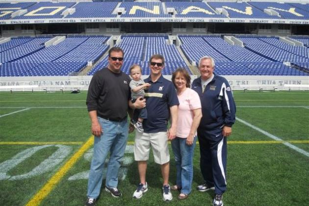 Ingram Clan Proves Football Is Life, and a Family Affair