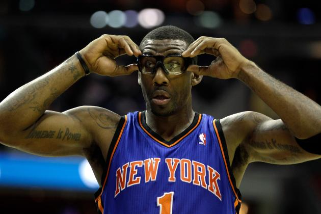 Amar'e Stoudemire Must Improve Defense with New York Knicks to Recover Stardom