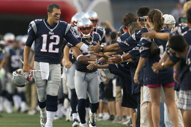 What to Look for in the New England Patriots' Matchup with Tampa Bay Bucs