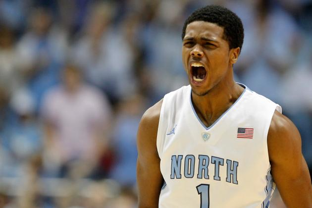 UNC's Strickland and McDonald's Recovery Critical to Tar Heels' 2012-13 Success
