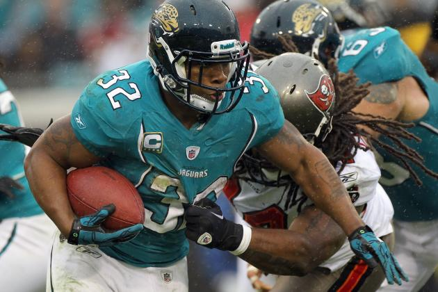 Maurice Jones-Drew Won't Win Holdout Battle with Shad Khan, Jacksonville Jaguars